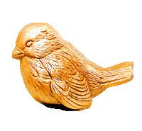 Spurv gull 1402
